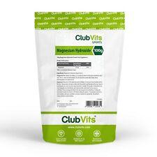 Magnesium Hydroxide Powder 100g Antacid Heartburn Laxative Magnesia | ClubVits