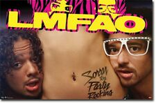 LMFAO Party Rocking Poster Print 22x34 T4169
