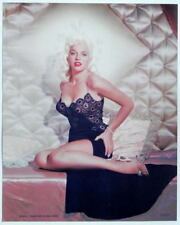 1960 VINTAGE SALESMAN SAMPLE CALENDAR PIN-UP MODEL DIANA DORS BRITISH BOMBSHELL