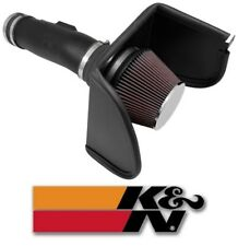 K&N 63 Series AirCharger Air Intake System fits 2017-2019 Nissan Titan 5.6L V8