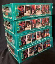 Lot of 2!  1990-91 NBA SKYBOX SERIES 2 Box SEALED JORDAN PSA 10? PAYTON OLAJUWON