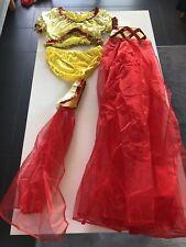 Women's Belly Dancer- Genie Fancy Dress Costume Size XS