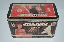 STAR WARS SERIES 3 RETURN OF THE JEDI Set of 20 Metal Collectors Cards