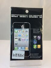 Brand New Sealed - Screen Protector - For HTC Wildfire S