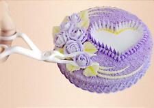 Fondant Scissor Cake Decorating Gum Paste Cutter Mold Piping Baking Cookie   CA