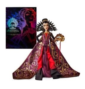 Disney Store Evil Queen Disney Designer Collection Limited Edition Doll , New