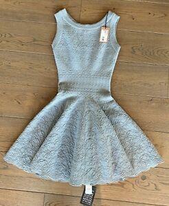 Luxuriöses Kleid von AZZEDINE ALAÏA - FR38 /S ~2300€ - stretch-knit dress NWT