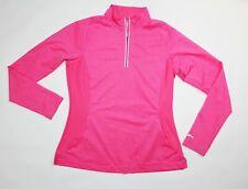 SLAZENGER GOLF L/S Fitted 1/4 Zip Pullover, Women's Size M, MINT!!