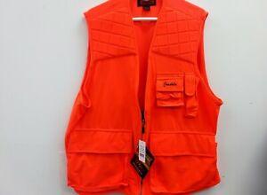 Gamehide 201 Sneaker Vest Big Hunting Blaze Orange Men's Size XL
