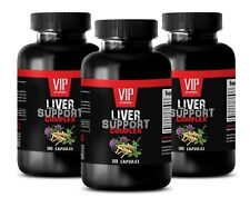 anti inflammatory pills for adults - LIVER COMPLEX 1200MG - milk thistle root 3B
