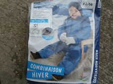 DOUDOUNE Combinaison Hiver Ski  LUPILU 2/6 mois ..62/68 cm NEUVE