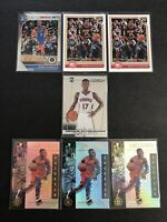 Dennis Schroeder 7 Card Lot Prizm Rookie NBA Hoops Oklahoma City Thunder