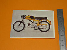 CHROMO CHOCOLAT POULAIN 1976 CONNAISSANCE CYCLE MOTO PEUGEOT SPR FRANCE