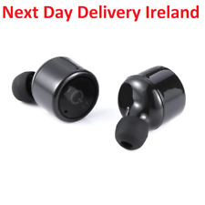 Mini Invisible Wireless True Bluetooth 4.2 Twins In-Ear Headset Earphone Earbuds