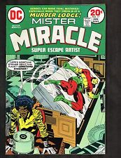 """Mister Miracle #17 ~ """"Murder Lodge"""" ~ 1974 (7.0) WH"""