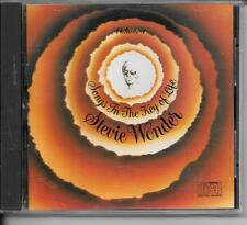 CD ALBUM 12 TITRES--STEVIE WONDER--SONGS OF THE KEY OF LIVE VOL.1--1976