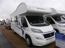 Manual Campervans & Motorhomes 6 Sleeping Capacity