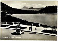Cartolina Pozzuoli - Lago D'Averno Viaggiata