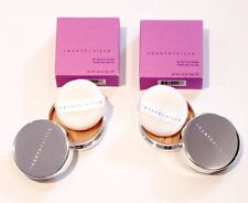 CHANTECAILLE Italy SET OF 2 Talc Free Loose FACE POWDER Shadow .25oz MAKE UP