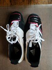 New listing  Adidas Men Dartanan V Fencing Athletic Sport Shoes 4 1/2 Us White Black