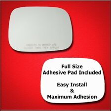 Mirror Glass Replacement + Full Adhesive For V70, Xc70, Xc90 Passenger Side