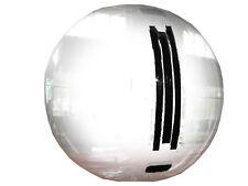 Wasserlaufball, aufblasbarer Ball für Wasserläufe, Wasserball