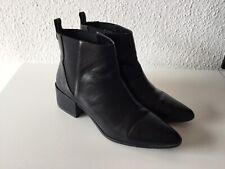 ZARA Stiefel und Stiefeletten mit Blockabsatz für Damen