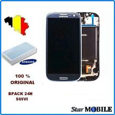 Original Samsung Galaxy S3 Neo i9301/9308 LCD Display Digitizer Touchscreen Bleu