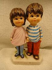FRAN MAR Moppets Boy Girl 1971