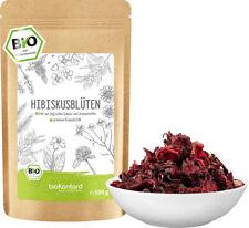 BIO Hibiskusblüten 500 g | 100% natürlich - ohne Zusätze I Tee I bioKontor