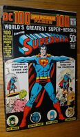 SUPER-MAN #245 100 PAGE GIANT VG/FN   DC-7