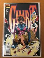 Gambit 2 (limited series) --(VF/NM condition)-- Marvel Comics 1993