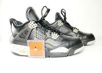 Authentic Nike Air Jordan IV 4 Retro tech grey oreo size 9.5 og off white yeezy