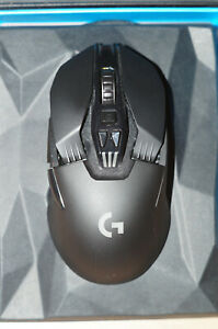 Logitech G903 Lightspeed Gaming Maus Mausrad locker