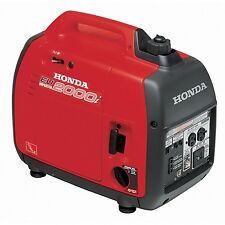 Honda EU2000i 2000 Watt Portable Quiet Inverter Parallel Gas Power Generator