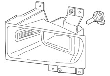 Genuine Ford Fog Lamp Assembly HC3Z-15201-A