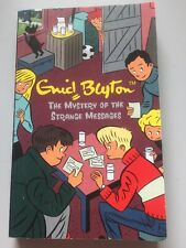 The Mystery of the Strange Messages by Enid Blyton (Paperback, 2003)