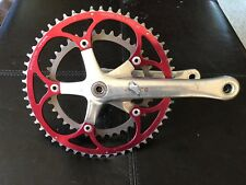 Shimano Dura Ace FC-7700 Crankset, BB-7700 Bottom Bracket English Thread, 54/39T