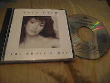 Kate Bush The Whole Story Cd Álbum babooshka WOW Hounds Of Love Respiración