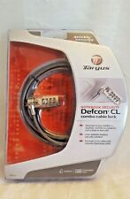 Targus Notebook Security Defcon Cl Serialized Combo Cable Lock Model: Pa410U