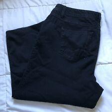 Womens Cropped Jeans - Roz & Ali - Dark Wash