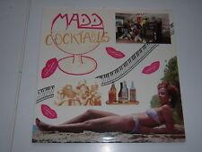 MADD---- Cocktails-  -Eric Lewis/ NicholasBrancker--- Vinyl/Cover: excellent