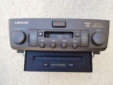 LEXUS LS430 RADIO CD CHANGER REPAIR SEVICE 2001 2002 2003 MARK LEVINSON OEM