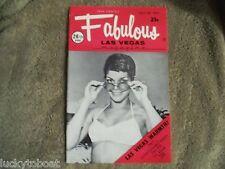 Fabulous Las Vegas Magazine Susan Anton W Newton Rich Little Judy Bell 7/28/1973