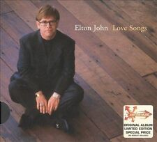 Love Songs [2005] by Elton John (CD, May-2006, Universal)