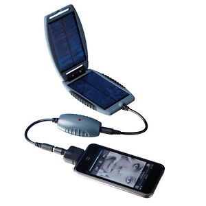 Portable Battery Solar Monkey Phone Charger for Mobiles Samsung  iPhones LG Sony