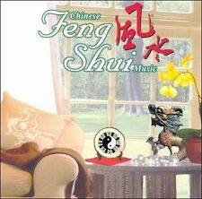 NEW Chinese Feng Shui Music (Audio CD)