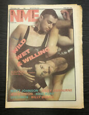 NME: Oliver Cheatham, Madonna, Matt Johnson, Frankie, Diana Ross, 5th Nov 1983
