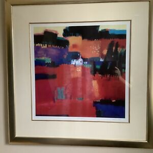 Francis Boag Limited Edition Print Patchwork 2