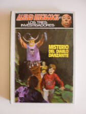 Alfred Hitchcock Y Los Tres Investigadores. Misterio Del Diablo Danzante